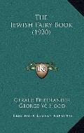 Jewish Fairy Book