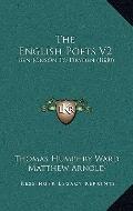 The English Poets V2: Ben Jonson To Dryden (1880)