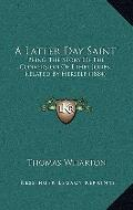 Latter Day Saint : Being the Story of the Conversion of Ethel Jones, Related by Herself (1884)