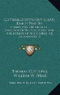 Cotterill's Family Prayers : Chiefly Derived from the Language of the Scriptures, and the Li...