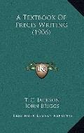 Textbook of Precis Writing