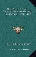 Lives of the Most Eminent British Military Commanders V3