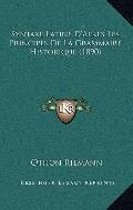 Syntaxe Latine D'Apres les Principes de la Grammaire Historique