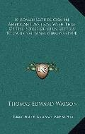Is Roman Catholicism in American Identical with That of the Popes? or Open Letters to Cardin...