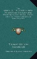 Bible and the Closet or How We May Read the Scriptures with the Most Spiritual Profit : And ...