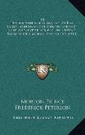 Development and Genealogy of the Misses Beauchamp; the Identification of Mind and Matter; So...