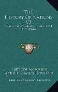 History of Nations V3 : Rome, from Earliest Times to 44 B. C. (1906)