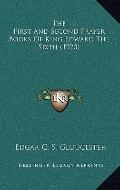 First and Second Prayer Books of King Edward The