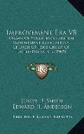 Improvement Era V8 : Organ of Young Men's Mutual Improvement Associations, Church of Jesus C...