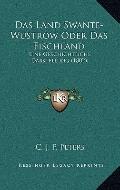 Land Swante-Wustrow Oder das Fischland : Eine Geschichtliche Darstellung (1802)