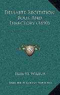 Delsarte Recitation Book and Directory