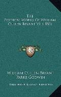 Poetical Works of William Cullen Bryant V1