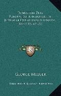 Denkstein Zum Funfundsiebzigjahrigen Jubilaum der Missourisynode, 1847-1922