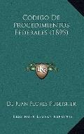 Codigo de Procedimientos Federales