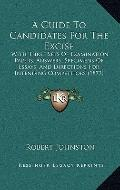 Guide to Candidates for the Excise : With Three Sets of Examination Papers, Answers, Specime...