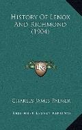 History of Lenox and Richmond