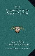 Ascomycetes of Ohio, 1-2