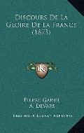 Discours de la Gloire de la France