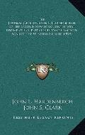 Journal of Lieut John L Hardenbergh of the Second New York Continental Regiment, in General ...