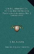 L M B C Memoirs on Typical British Marine Plants and Animals, No : Cardium (1899)