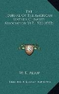 Journal of the American Leather Chemists Association V17 1922