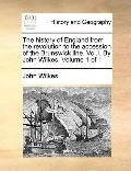 History of England from the Revolution to the Accession of the Brunswick Line
