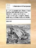 D Junii Juvenalis et a Persii Flacci Satiræ Interpretatione Ac Notis Illustravit Lodovicus P...