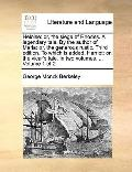 Heloise : Or, the siege of Rhodes. A legendary tale. by the author of Maria