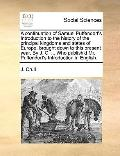 Continuation of Samuel Puffendorf's Introduction to the History of the Principal Kingdoms an...