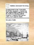 Supplement to the Philosophia Britannica Appendix I Containing New Experiments in Electricit...