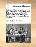Emilius and Sophia; or, the Solitaries by J J Rousseau Being a Sequel to Emilius Also Some A...
