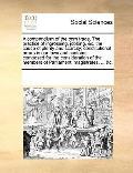 Compendium of the Corn Trade the Practice of Ingrossing, Jobbing, Constitutional Errors in O...