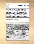 Remarks for Simon Lord Fraser of Lovat, on the Information for Hugh MacKenzie Esq; I on the ...