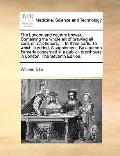 London and Country Brewer Containing the Whole Art of Brewing All Sorts of Malt-Liquors, in ...