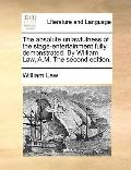 Absolute Unlawfulness of the Stage-Entertainment Fully Demonstrated by William Law, a M The