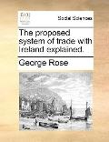 Proposed System of Trade with Ireland Explained