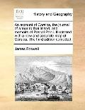 Account of Corsica, the Journal of a Tour to That Island, and Memoirs of Pascal Paoli Illust...