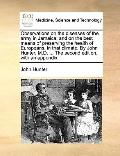 Observations on the Diseases of the Army in Jamaica; and on the Best Means of Preserving the...