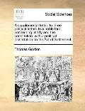 Supplemental Letter, to Three Political Letters to a Noble Lord, Concerning Liberty and the ...