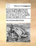 Account of the Shipwreck and Captivity of Mr de Brisson with a Description of the Desarts of...