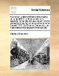 Oration, Delivered Before the Society of the [Phi] B K; at Their Anniversary Meeting, in the...