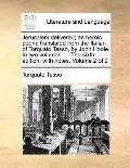 Jerusalem Delivered; an Heroic Poem : Translated from the Italian of Torquato Tasso, by John...