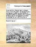 Journal from Grand Cairo to Mount Sinai and Back Again Translated from a Manuscript, Written...