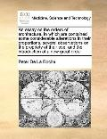 Essay on the Orders of Architecture in Which Are Contained Some Considerable Alterations in ...