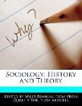 Sociology : History and Theory