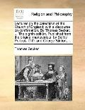 Lectures on the Catechism of the Church of England; with a Discourse on Confirmation by Thom...