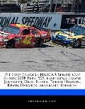 Pit Stop Guides - NASCAR Sprint Cup Series: 2008 Pepsi 500, featuring Jimmie Johnson, Greg B...