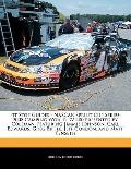 Pit Stop Guides - NASCAR Sprint Cup Series: 2008 Camping World RV 400 presented by Coleman, ...