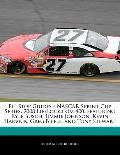Pit Stop Guides - NASCAR Sprint Cup Series: 2008 LifeLock.com 400, featuring Kyle Busch, Jim...