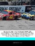 Pit Stop Guides - NASCAR Busch Series: 2006 Federated Auto Parts 300, featuring Carl Edwards...